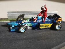 Michael Schumacher - Jean Alesi GP Canada 1995 - Diorama Taxi - 1/43 -