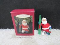 1993 Christmas Break, Hallmark Keepsake Christmas Tree Ornament, Holiday