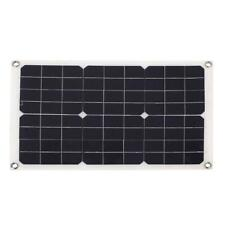Outdoor Solar Panel 20W 18V Portable Solar cell Emergency Power Supply Sola W8A6
