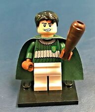 Genuine LEGO Minifigure Harry Potter - Marcus Flint - w/ Baseplate - hp107