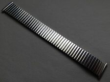 New Stainless Steel Expansion 18-21mm for Round Watches Silver Tone Watch Band