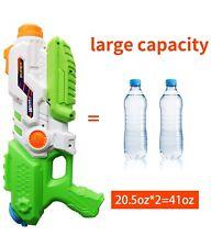 Water Gun For Kids, 1 Pack Squirt Gun With 41 Fluid  Ounces