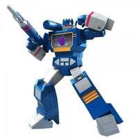 Transformers Generations Collectable Deluxe Action Figure R.E.D - G1 Soundwave