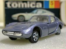 Early Tomica Black Box Toyota 2000GT 1A Wheel Lilac