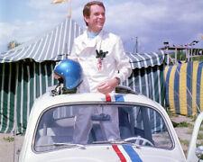 Dean Jones Herbie Love Bug Color 16x20 Canvas Giclee