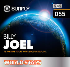 BILLY JOEL VOL 1 SUNFLY KARAOKE CD+G