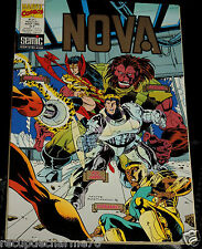 BD MARVEL COMICS FRANCE NOVA N 211 AOUT 1995 EN EXCELLENT ETAT