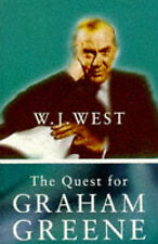 Very Good, The Quest For Graham Greene, West, W J, Book