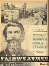 Bill Fairweather The Legend Who Made Montana+ Genealogy