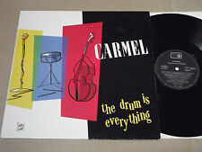 CARMEL - THE DRUM IS EVERYTHING - LP - METRONOME 810 236-1 ME (vg/vg)
