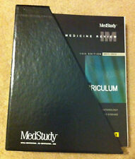 MedStudy Internal Medicine Review Core Curriculum 14th Edition by Robert...