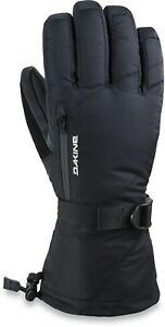 Dakine SEQUOIA GORE-TEX Womens Snowboard Ski Gloves Medium Black NEW Sample