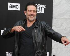 The Walking Dead, Negan, Jeffrey Dean Morgan, Black, Leather Jacket