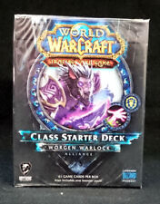 World of Warcraft WoW 2013 Allilance Worgen Warlock Class Starter Deck SEALED!!^
