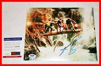 🔥 Rare Josh Brolin SIGNED Brand Goonies 8X10 Picture Poster PSA JSA 🔥