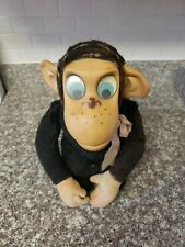 1964 Mattel Talking CHESTER O'CHIMP - NOT Working, Please Read Description