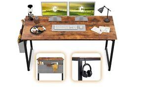 Wooden Study Computer Desk