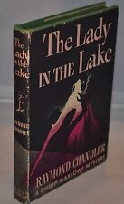 Raymond Chandler - Lady in the Lake - Early Printing - 1943
