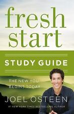 Fresh Start Study Guide: The New You Begins Today, Osteen, Joel, Good Book