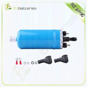 Inline Universal High Pressure Fuel Pump With Installation Kit 0580464070