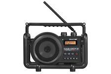 Baustellenradio DAB+ BOX2 Campingradio Radio Perfektpro incl. NiMH-Batterien NEU