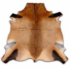 African Red Hartebeest Skin Deer skin buck skin African Deer Skin Antelope hide
