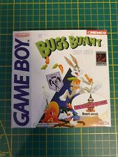 NEW Nintendo Game boy Gameboy BUGS BUNNY CRAZY CASTLE OVP BOITE Boxed DMG-BB-FAH