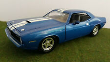PLYMOUTH CUDA 1970 1/18 AMERICAN MUSCLE ERTL 7982 voiture miniature d collection