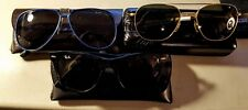 Vintage Sunglasses 3 total American Optical Ao Aviator, Rayban & Foster Grant