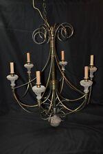 Decorative Hart Associates Six Light Chandleier
