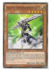Silent Swordsman LV5 DPRP-EN017 Common Yu-Gi-Oh Card 1st Edition English Mint