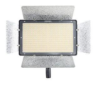 YongNuo YN1200 Pro LED Luce Video LED Studio Lampada Con 3200k 5500k Regolabile