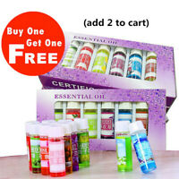 Essential oils set Pure Essential oil gift set 100% pure aromatherapy 5ml x6 Z