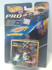 1:64 Pro Racing Hot Wheels 1997 #16 Ted Musgrave Primest