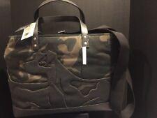 Jack Spade Black Silhouette Coal Bag Jack Russell Camo NWT