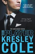 The Player (The Game Maker Series) (Volume 3), Cole, Kresley, Very Good Book