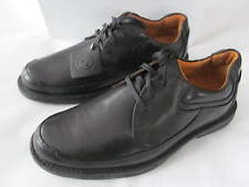 Timberland New Men's Oxford Shoes Black Waterproof Leather size 11/11.5