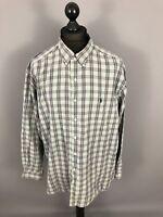RALPH LAUREN MCMEEL Shirt - XL - Check - Great Condition - Men's