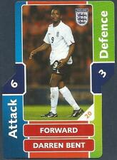 TOPPS MATCH ATTAX WORLD CUP 2006- #020-ENGLAND-DARREN BENT