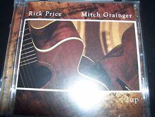 Rick Price - Mitch Grainger 2 UP (Australia) CD - New