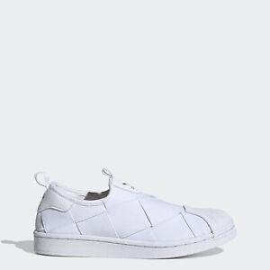adidas Originals Superstar Slip-on Shoes Women's