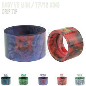 SMOK TFV16 King / TFV8 BABY V2 / TFV Mini v2 Drip Tip Swirl Colour Model DT02
