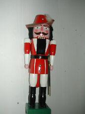 Nussknacker Soldat Holz   Nüsse   Weihnachten   gut erhalten höhe 350 mm
