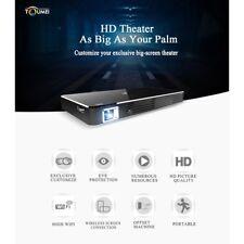 Real 4000 Lumens DLP Wifi Full HD 1080P Home Theater Cinema Digital Projector SD