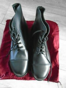 AMMO BOOTS SIZE 12M AVERAGE WIDTH FITTING BRITISH ARMY ISSUE NEW