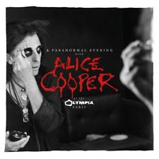 Alice Cooper - A Paranormal Evening at The Olympia Paris (NEW 2 x CD) PREORDER