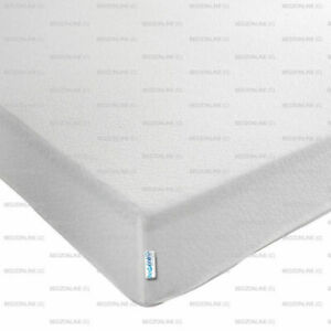 NEW MEMORY REFLEX FOAM MATTRESS COOL SENSE FABRIC ANTI DUST HYPO ALLERGENIC