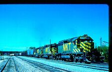 MKT 609 SD40-2, Ft Worth, Tx, 06/84; Kodachrome Original
