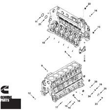 Cylinder Block Hardware Kit | 5.9L 24v Cummins | Dodge 98-02