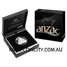 2015 $5 ANZAC Centenary Silver Proof Triangular Coin